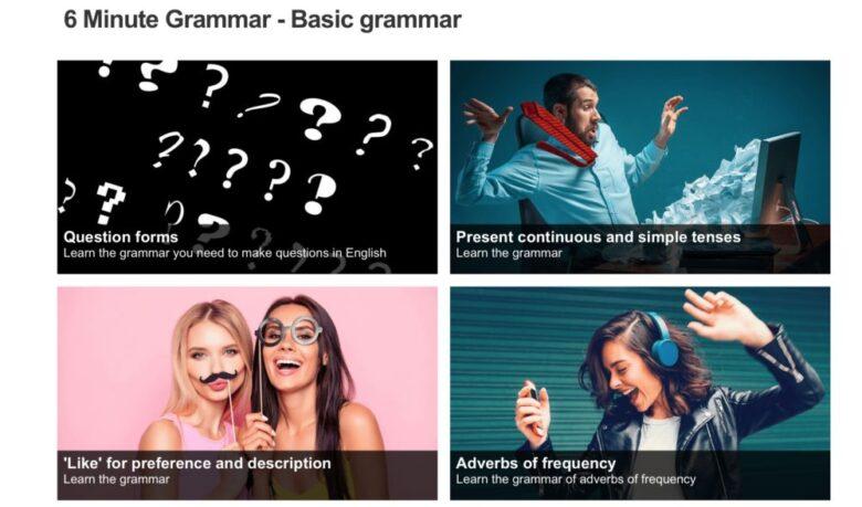 BBC Learning Englishの特徴